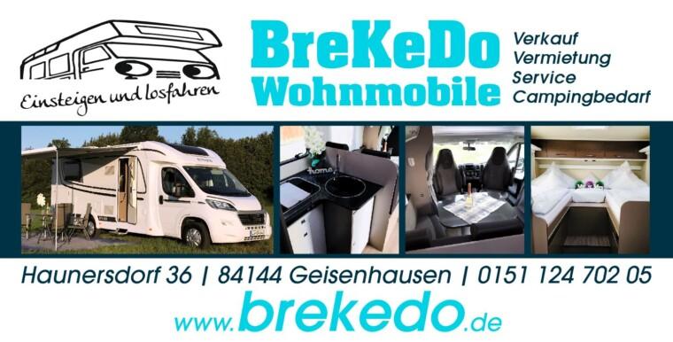 Mobilvermietung Landshut - Banner Service und Verkauf