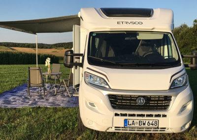 Urlaub mit einem Wohnmobil von BreKeDo