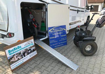 Segway und Roller mieten in Geisenhausen